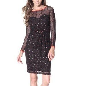Eva Franco NWT Abelene Dress in ruby woo color ❤️